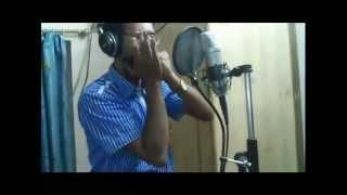 Aaja re pardesi on harmonica :: Swarup Mitra