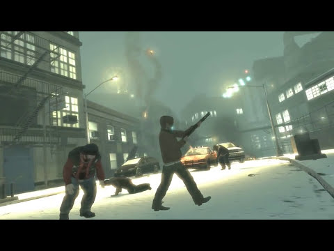 Zombies In GTA IV