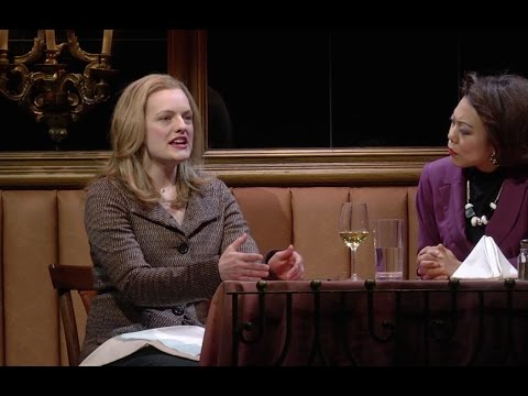 Mad Men's Elisabeth Moss stars in 'The Heidi Chronicles'