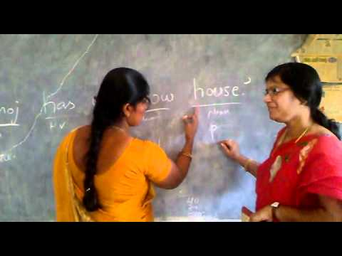 State Of Education In Ap - English Teachers In Kgbvs video