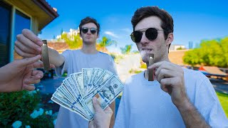 Paying People $2,000 To QUIT VAPING!