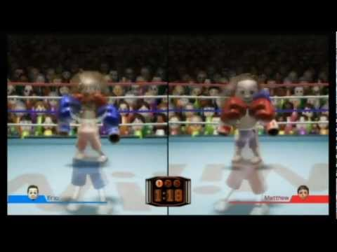Man VS Boy: Episode 14 (Wii Sports - Boxing)