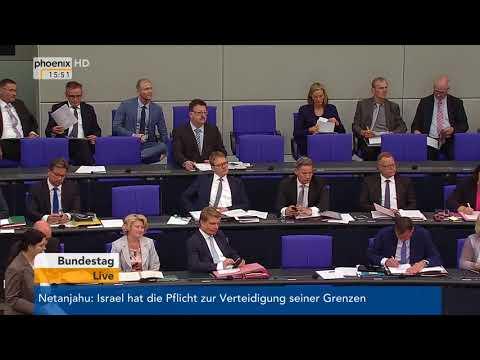 Bundestagsdebatte zum Etat für Ernährung und Landwirtschaft am 15.05.18