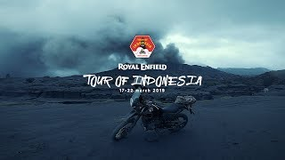 Tour of Indonesia 2019 by Royal Enfield
