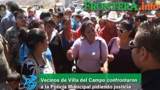 Muere Menor Arrollado Por Cami�n En Villa Del Campo