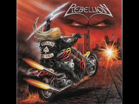 Rebellion - Through The Fire