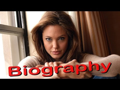 Hot And Sexy Angelina Jolie | Biography video