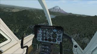 Mount St. Helens Pre-1980 Experience for Microsoft Flight Simulator X