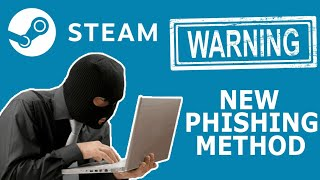 WATCH OUT! New phishing method!