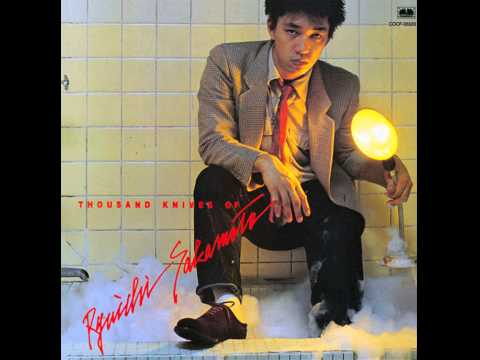Ryuichi Sakamoto - The Thousand Knives of Ryuichi Sakamoto (Full Album)