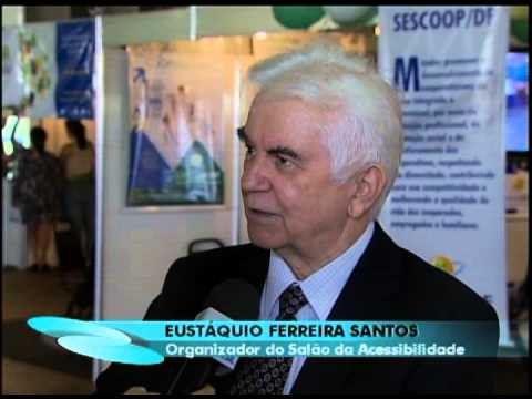 Começa o Segundo Salão da Acessibilidade - Repórter Brasil (manhã)