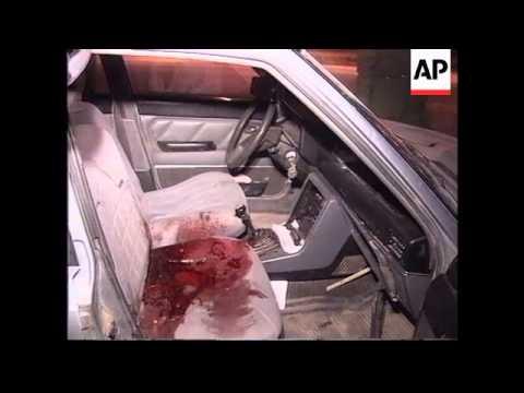 GAZA: ROW ERUPTS OVER SHOOTING VICTIM