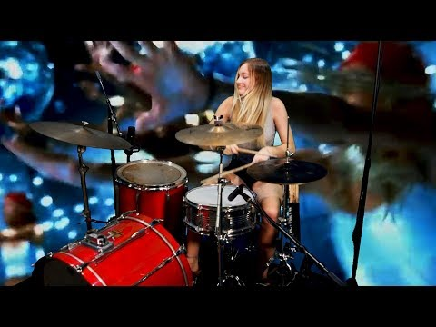 Limp Bizkit – Rollin' / Mia Morris 14-years old / Nashville Drummer, Musician, Songwriter