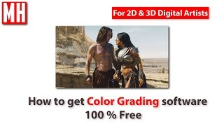 How to get DaVinci Resolve Color Grading software for FREE