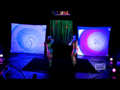 DRIP : Performance Art with Dance, Music, Visuals and more. (2010 Trailer)