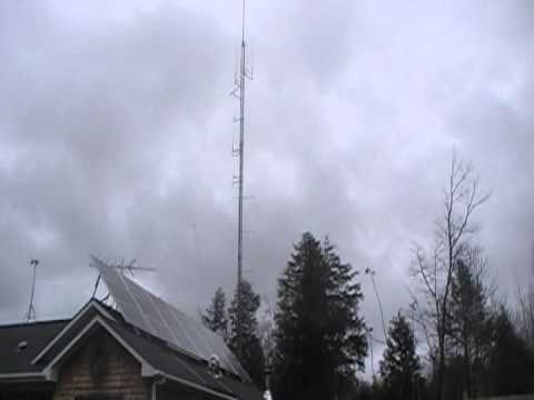 Ham Radio Tower