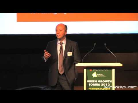 Green Growth Forum 2013 | John Gibbs of PwC's Global Renewable Energy