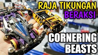 CORNERING BEASTS - RAJA TIKUNGAN【ミニ四駆】Mini 4WD Tamiya Indonesia #161
