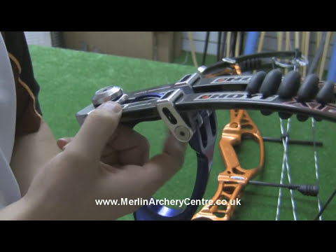 [HD] Part 1 of 3 - Hoyt Alpha Elite Compound Bow Review by Merlin Archery