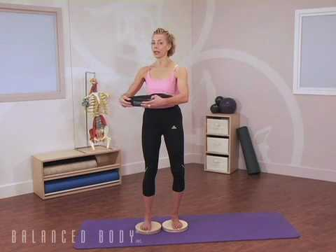 Pilates Instructors : EP34 : Standing Work on Rotator Discs