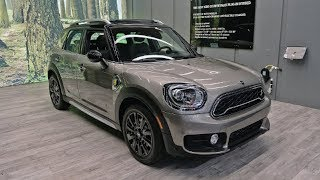 QUICKEST MINI CURRENTLY ON SALE!---2018 Mini Countryman S E Hybrid Review