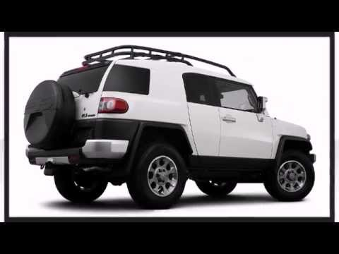 2012 Toyota FJ Cruiser Video