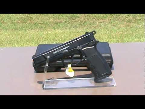 Blow Magnum 9mm Blank Firing Gun.mpg
