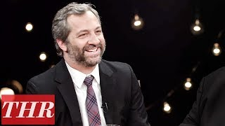 judd apatow discusses the end of girls close up with thr