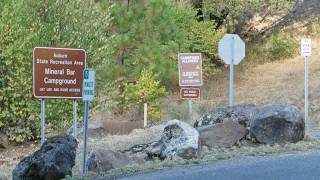 Mineral bar campground (CA)