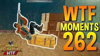 PUBG Daily Funny WTF Moments Highlights Ep 262