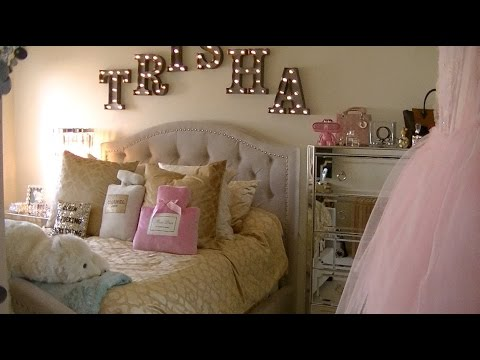 Updated Room Tour 2014 - Trisha Paytas video