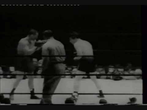 Rocky Graziano vs Tony Zale III