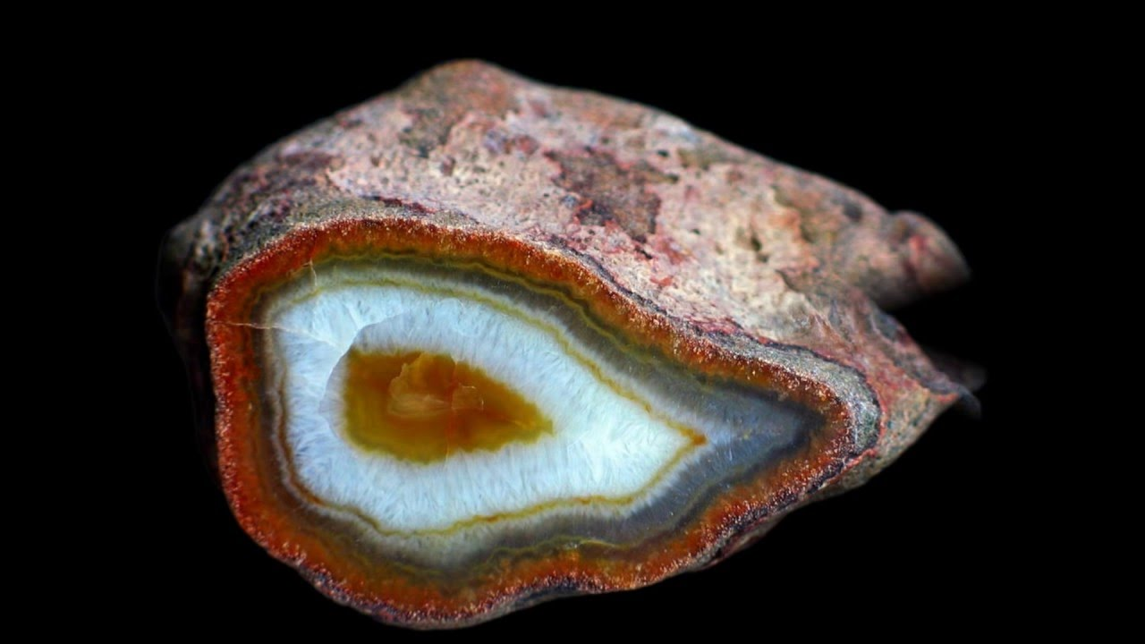 lake superior agates - usa  minnesota