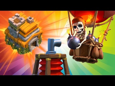 Clash of Clans Town Hall 7