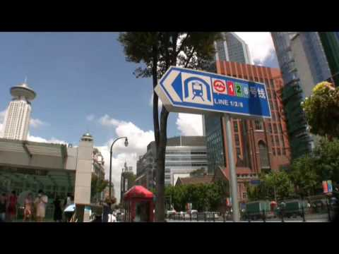 Shanghai Transport - Metro, Bus, Taxi, Train - www.TravelGuide.TV