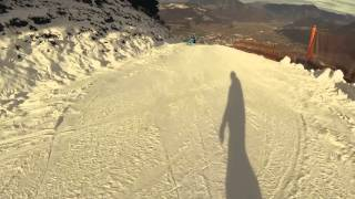 GoPro Hero 4 Session - Snowboarding @ St. Johhan in Tirol
