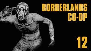 Прохождение Borderlands Co-op : Часть 12 — Бесплодные холмы