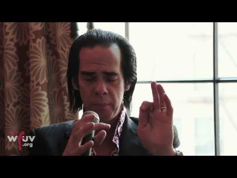 Nick Cave Interview (from the Bowery Hotel)