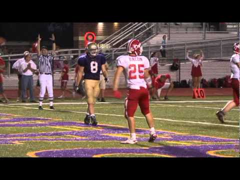 Hobart High School Football-Hobart vs Crown Point