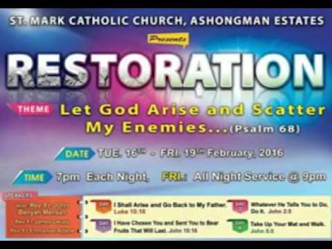 restoration  2016 day 2 TALK x264