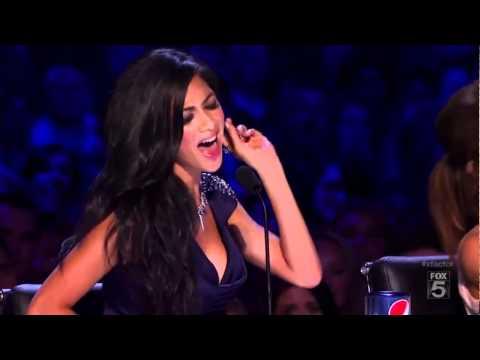 Nicole Scherzinger - I Will Always Love You (The X Factor USA 2011 - Bônus)