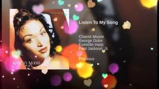 Listen To My Song Chante Moore VideoMp4Mp3.Com