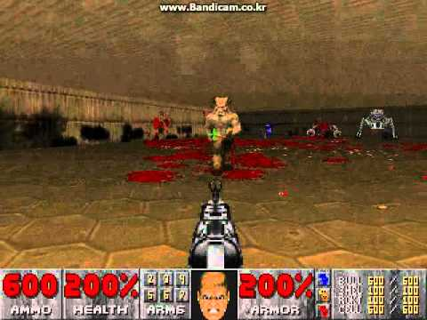 DooM2 Bosses WAD(+ old version Brutal Doom factor)