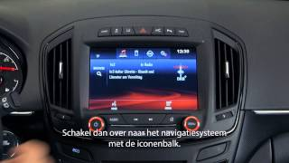 Instructie IntelliLink Opel Insignia 2013