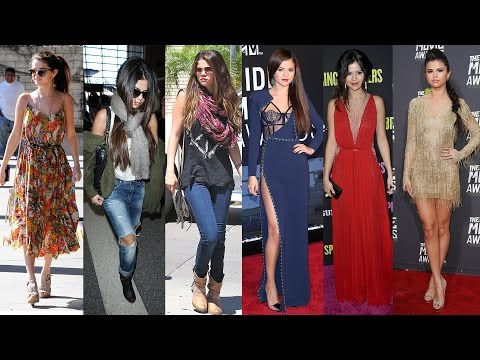Selena Gomez's Most Killer Looks in 90 Seconds