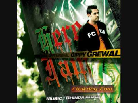 Nasha Bhangra Mix Gippy Grewal video