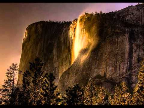 Horsetail Fall -- The Awesome Firefall of Yosemite Park