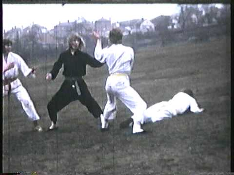Enter The Tiger - Shotokan Karate - Sensei Paul Corrigan