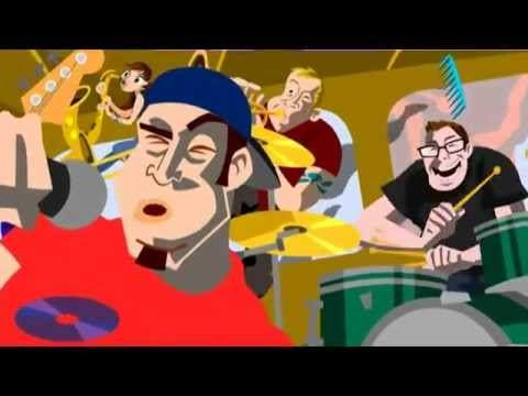 Five Iron Frenzy - Wizard Needs Food Badly