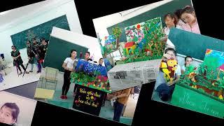 Lớp Giáo dục Mầm Non K37- Đại học Quy Nhơn